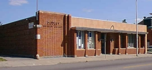 J. P. Dudley Branch Library