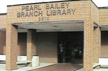 Pearl Bailey Library