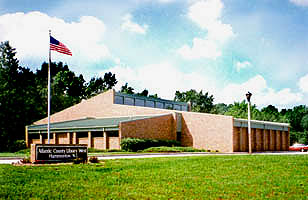 Hammonton Branch Library