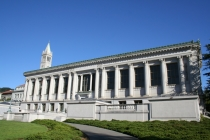 University of California Library at Berkeley