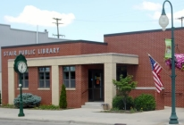 Stair District Library