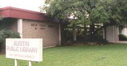 Oak Springs Branch Library