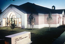 Jones Creek Regional Branch Library