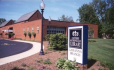 Gahanna Branch Library