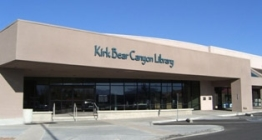 Kirk-Bear Canyon Branch Library