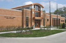 Oriole Park Branch Library