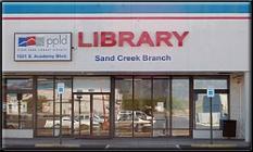 Sand Creek Branch Library