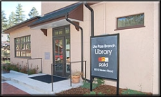 Ute Pass Branch Library