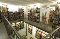 Arthur & Janet C. Ross Library