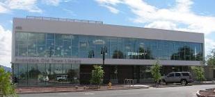 Sam Garcia Western Avenue Library