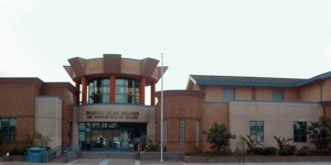 Baldwin Hills Branch Library
