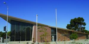 Encino-Tarzana Library