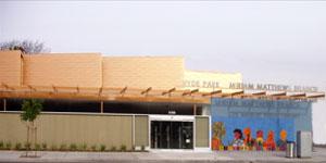 Hyde Park - Miriam Matthews Branch Library