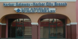 Harbor City � Harbor Gateway Branch Library