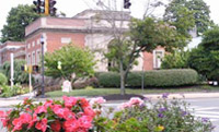 E.C. Scranton Memorial Library