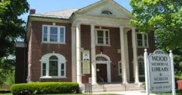 Wood Memorial Library And Museum