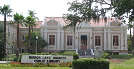 Mirror Lake Branch Library