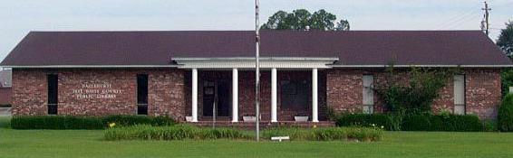Hazlehurst-Jeff Davis Public Library