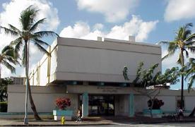 Mccully-Moiliili Public Library