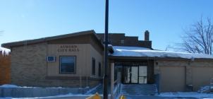 Auburn Community Building