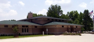 Beardstown Houston Memorial Library