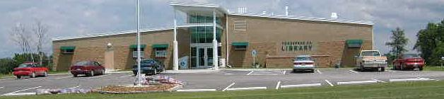 Henderson County Public Library District