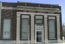 New Athens District Library