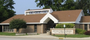 Oakwood Public Library District