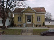 Poseyville Carnegie Public Library
