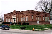 Tolleston Branch Library