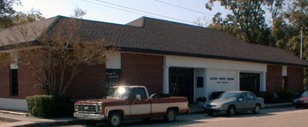 Rayne Branch Library