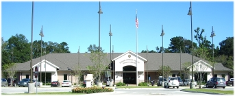 Denham Springs-Walker Branch Library