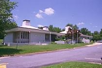 Aspen Hill Community Branch Library