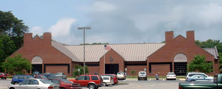 Charlotte Hall Branch Library