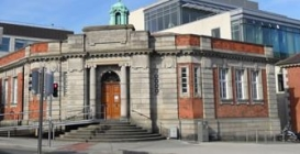 D�n Laoghaire Library
