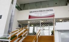Biblioteca P�blica Central Fortino Le�n Almada