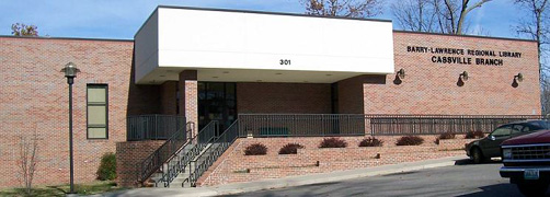 Cassville Branch Library