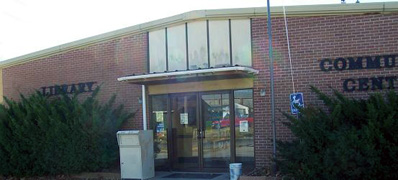 Purdy Branch Library
