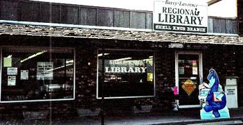 Shell Knob Branch Library