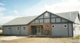 Preston Town County Library