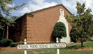 Wren Memorial Library