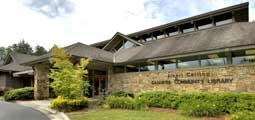 Albert Carlton-Cashiers Community Library