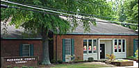 Alexander County Library
