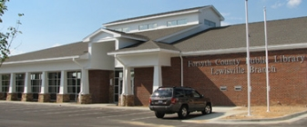 Lewisville Branch Library
