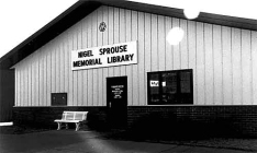 Nigel Sprouse Memorial Library