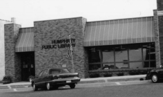 Humphrey Public Library