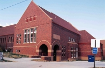 Morton-James Public Library