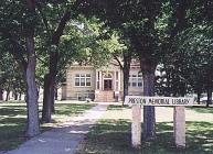 Cordelia B. Preston Memorial Library