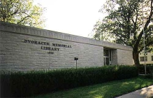 Dvoracek Memorial Library
