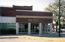 Roman L. and Victoria E. Hruska Memorial Public Library